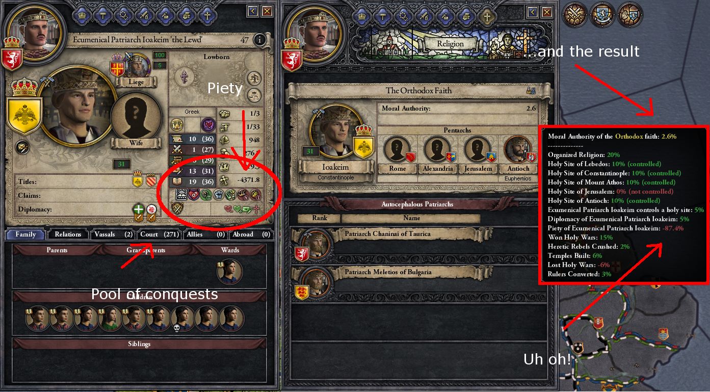 How to disable seduction  Desperate! | Paradox Interactive
